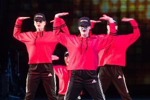 Студия современного танца ©Фото Елены Синеок, Юга.ру