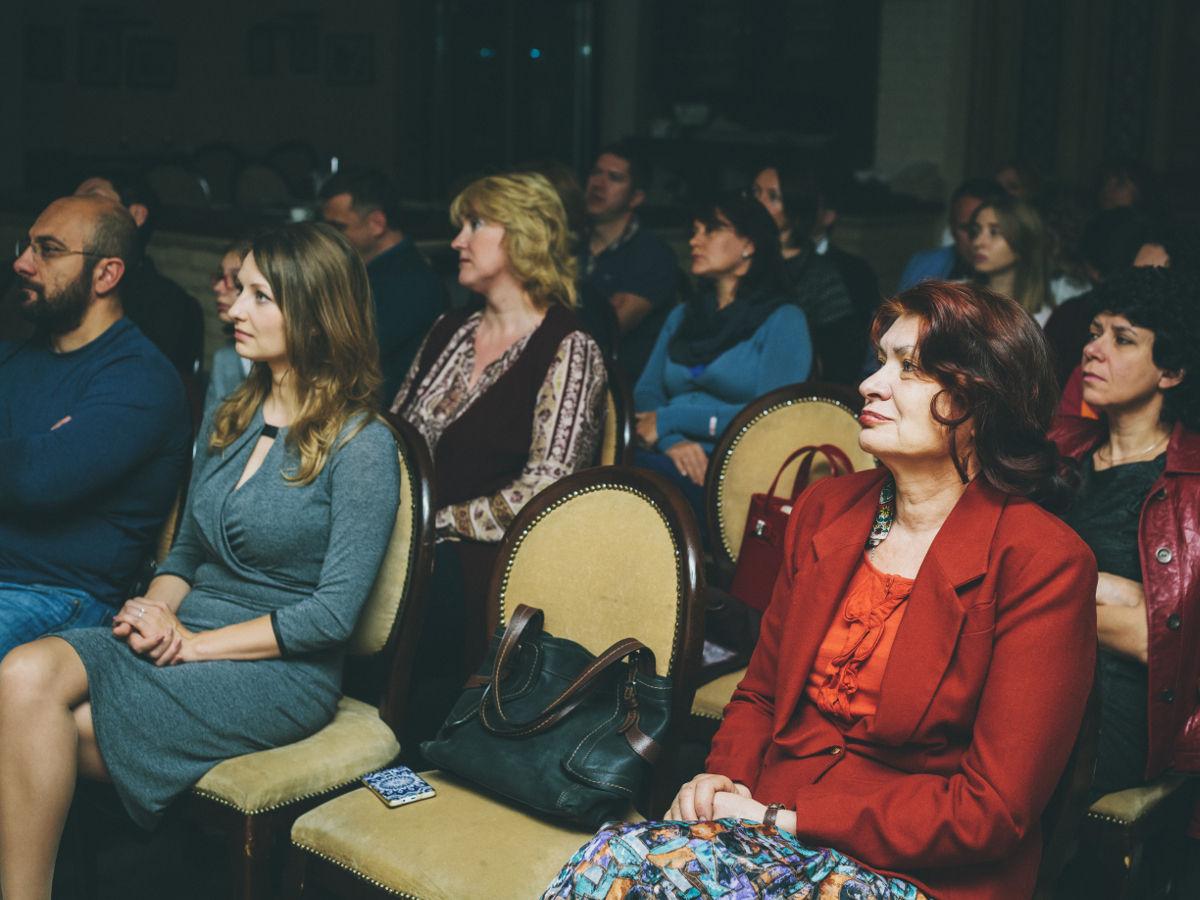 Лекция о ранней истории Екатеринодара ©Фото Юга.ру