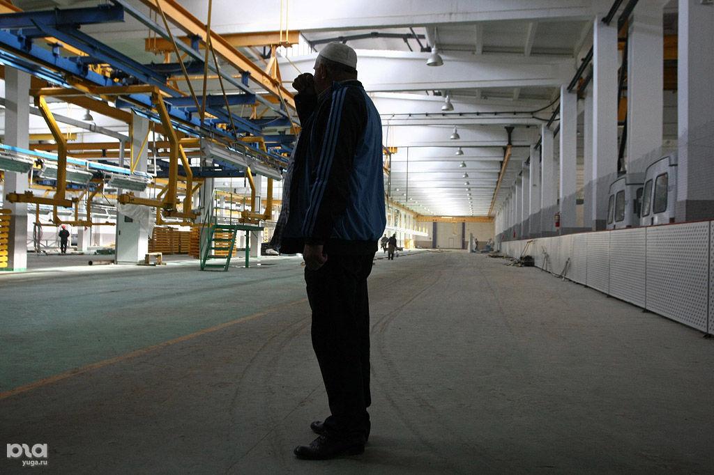 Имущество краснодарского завода «Седин» выставят наторги кначалу зимы