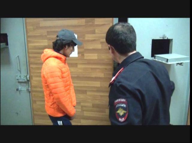 ВКраснодаре словили закладчика героина изТаджикистана