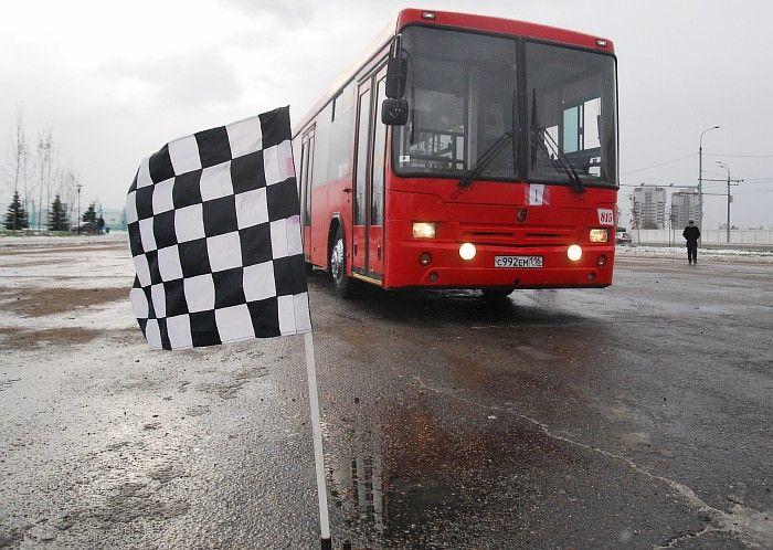 ВСочи пройдут гонки рейсовых автобусов